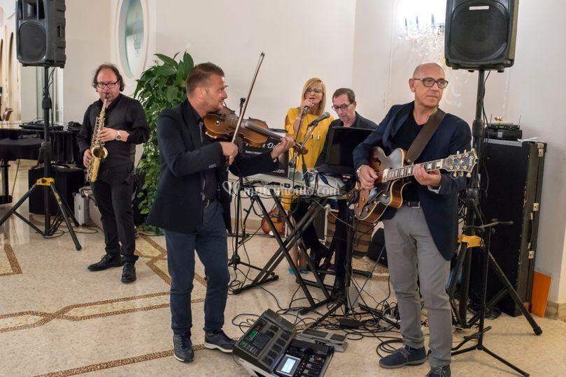 Band matrimonio Lecce
