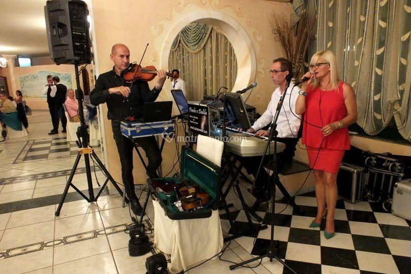 Band musica matrimonio