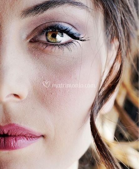 Occhi intensi
