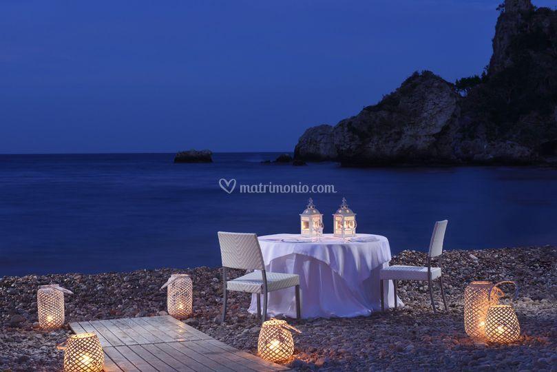 Matrimonio Spiaggia Taormina : La plage resort di foto