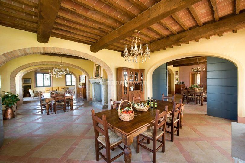 Interni leccino di ville gelsi foto 6 for Foto interni ville
