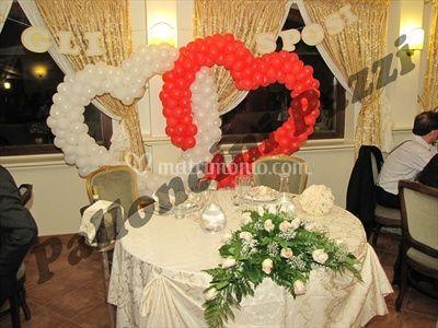 Palloncini pazzi - Decorazioni matrimonio palloncini ...