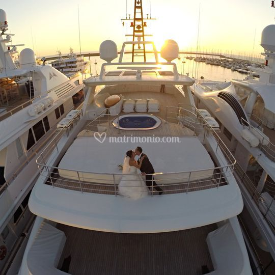 Drone Yacht