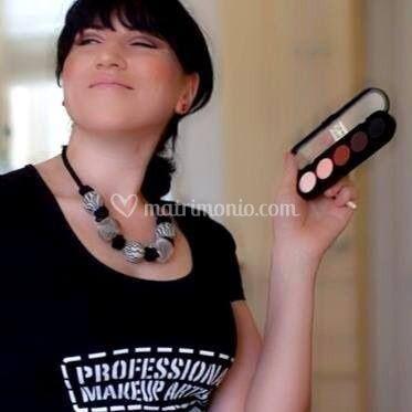 Maria Nistor Make Up Artist & Hair Stylist