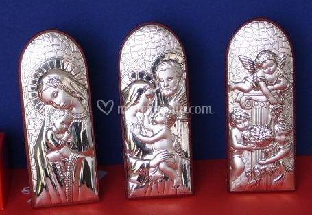 Bomboniere icone argento