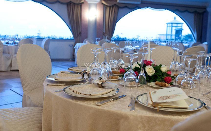 Baia Taormina's restaurant