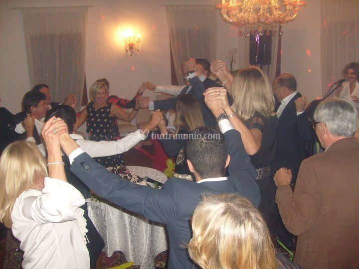 Matrimonio a Villa Tre Panoce