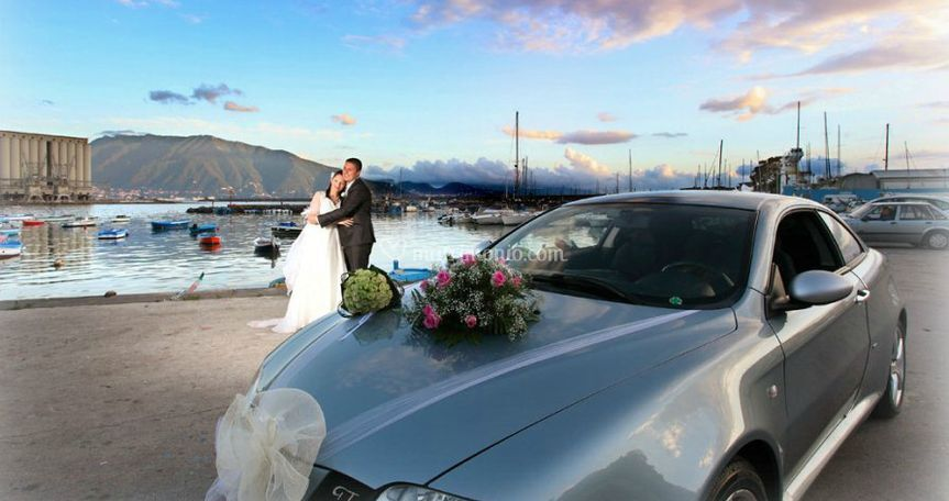 Trasporto della sposa e dello sposo