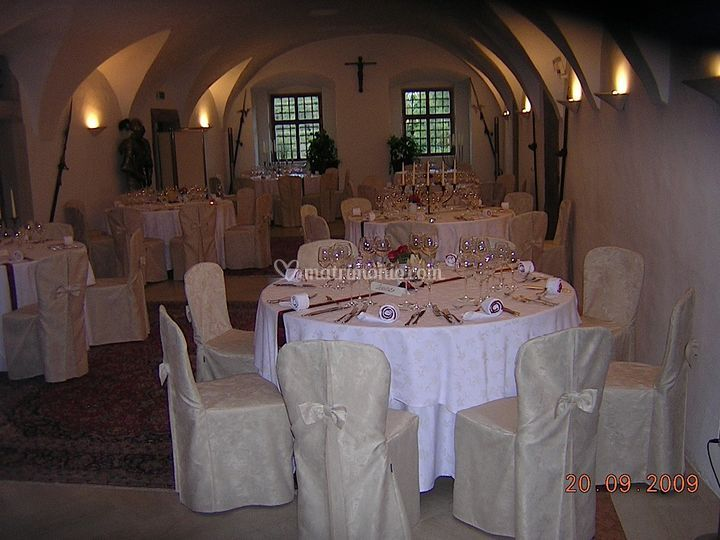Sala di un Castello