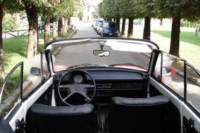 Noleggio Maggiolone Cabriolet D'Epoca