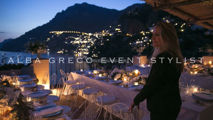 Alba Greco Event Stylist