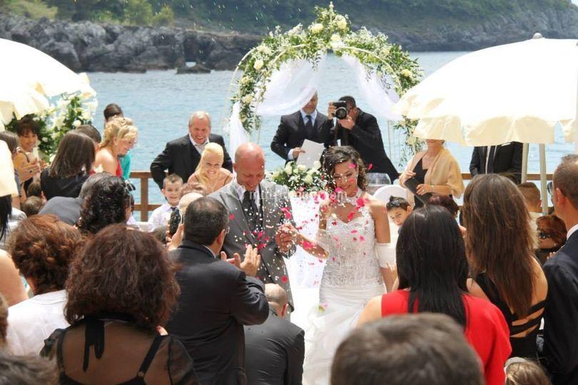 Matrimonio Spiaggia Rito Civile : Grand hotel di maratea pianetamaratea