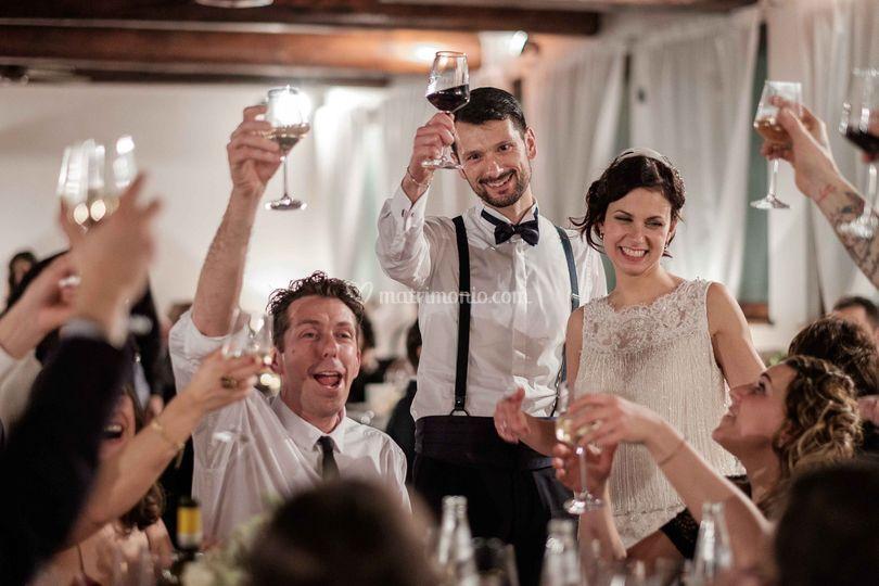 Villa Pagnana - Wedding