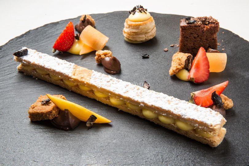 Escargot - dessert