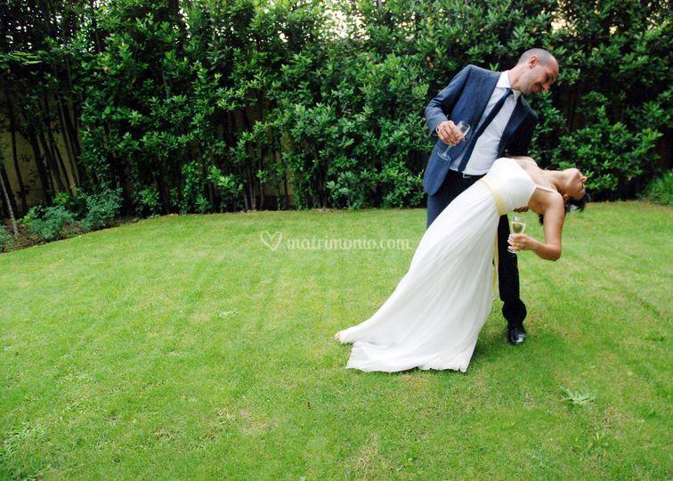 Matrimoni non in posa