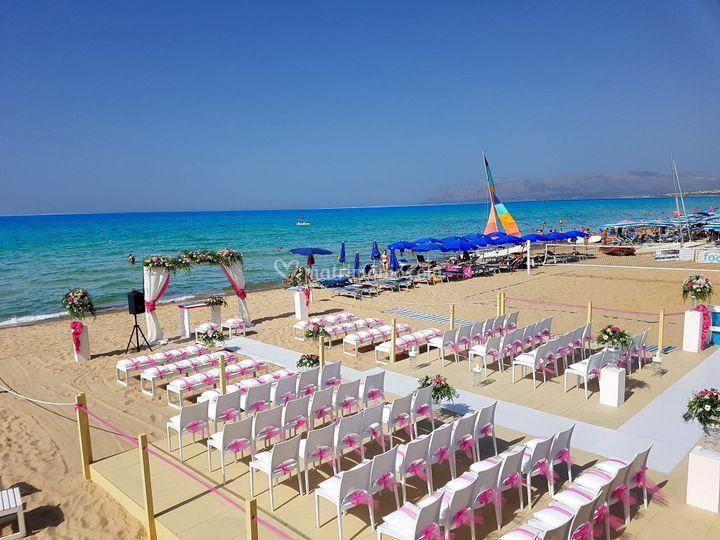 Matrimonio Spiaggia Taranto : Matrimonio spiaggia di hotel la battigia fotos
