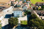 Villa Somma, vista dal drone