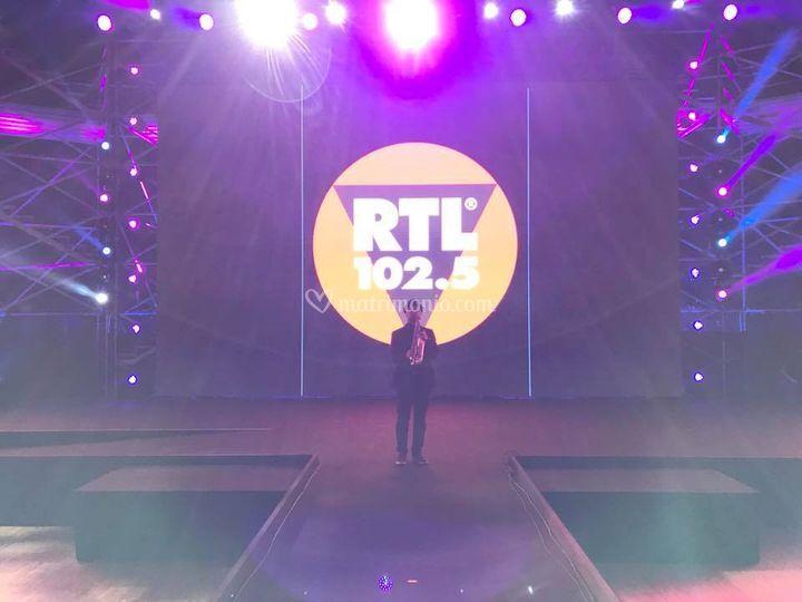 Rtl live sax