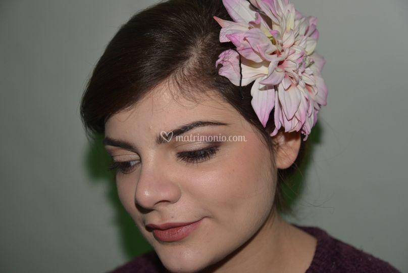 Claudia Adamo - Make-up Artist