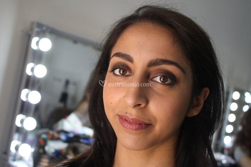 Make up da giorno