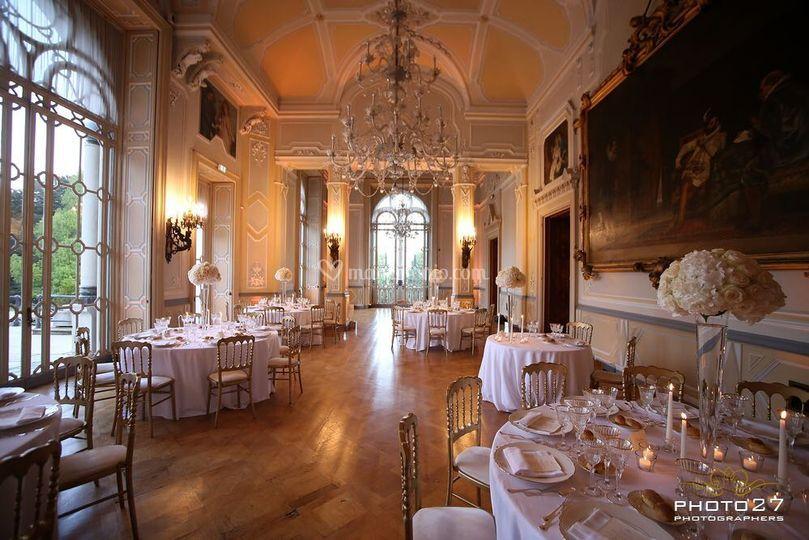 Sala Carlo Emanuele catering