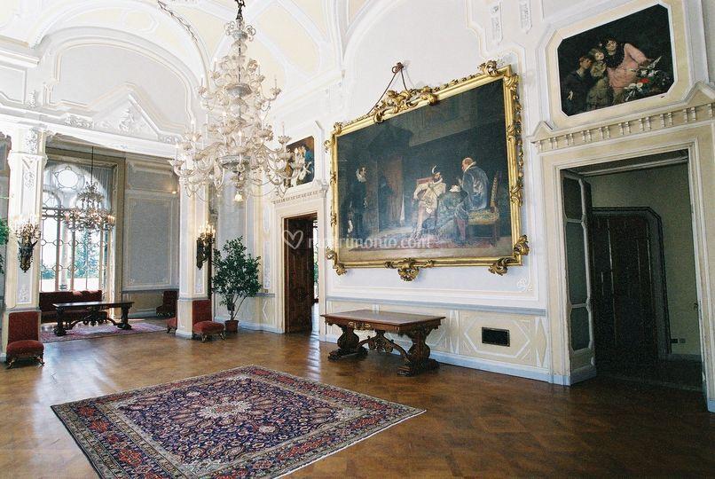 Sala Carlo Emanuele