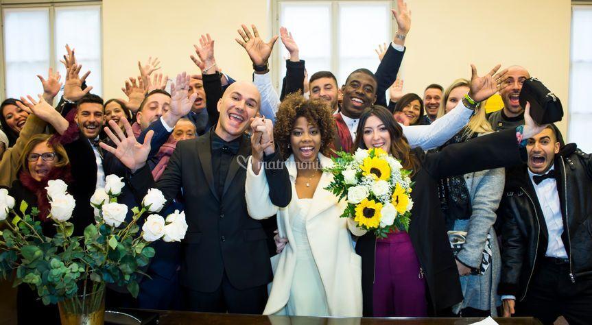 Wedding Dream di William Ocello