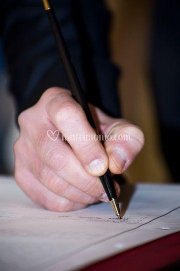 La firma più importante