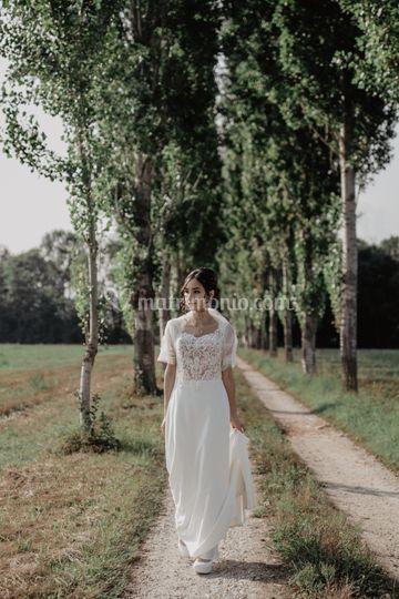 Sposa ritratto