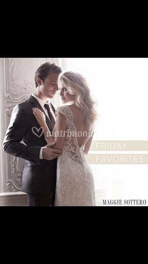 Sposi Maggie Sottero