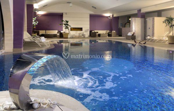 Piscina coperta e riscaldata di yes hotel touring foto - Hotel con piscina coperta e riscaldata ...