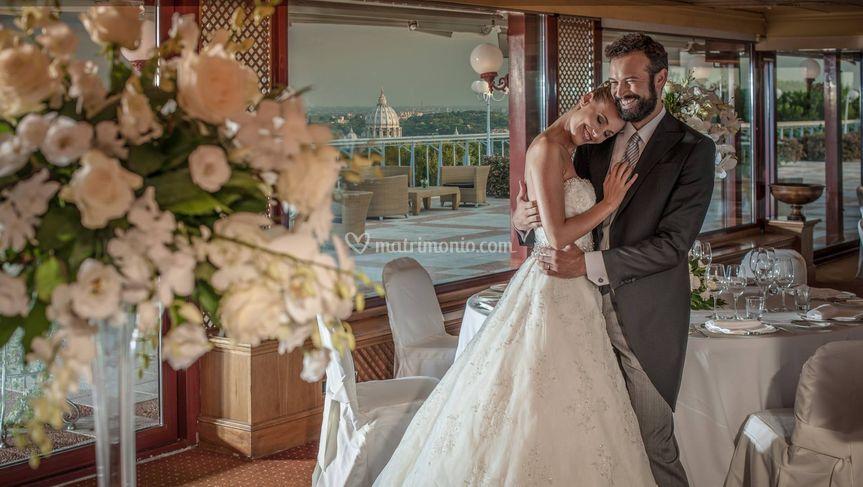 Wedding at Rome