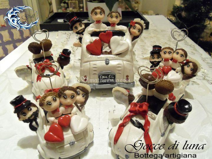 Cake e Bomboniere clips 500