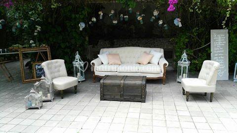 Noleggio divani vintage