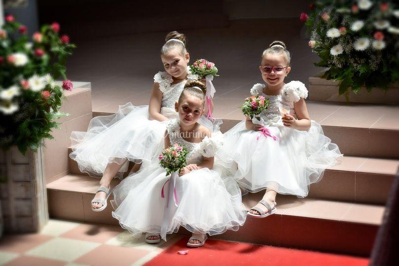 Le bimbe wedding