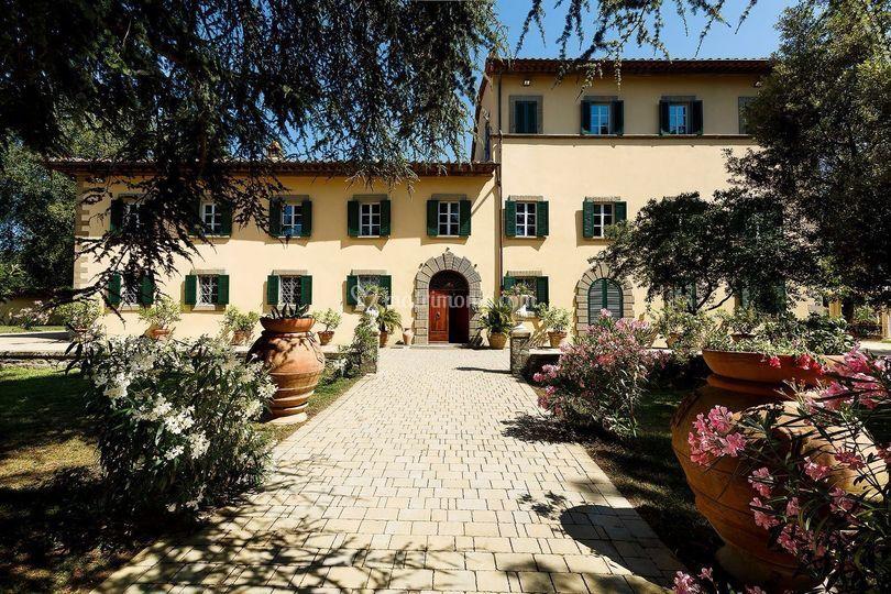 Villa Ivana Cortona