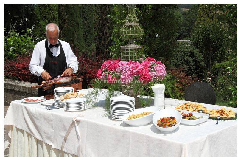 Buffet d'Estate
