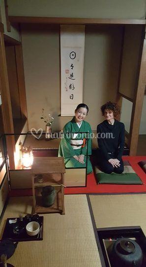 Japan- Cerimonia del te'