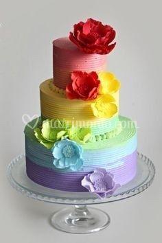 Matrimonio rainbow