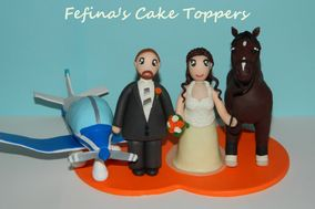 Fefina's Cake Toppers