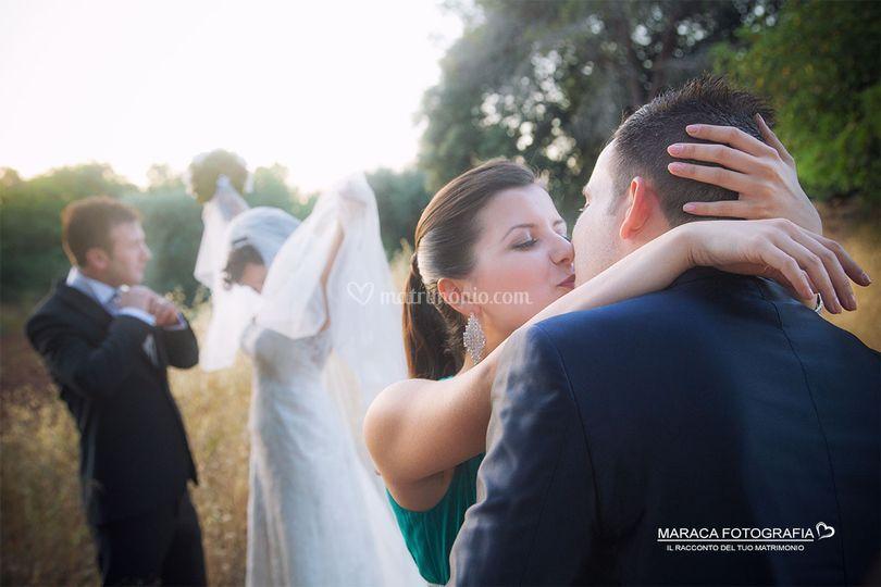 Matrimonio maraca