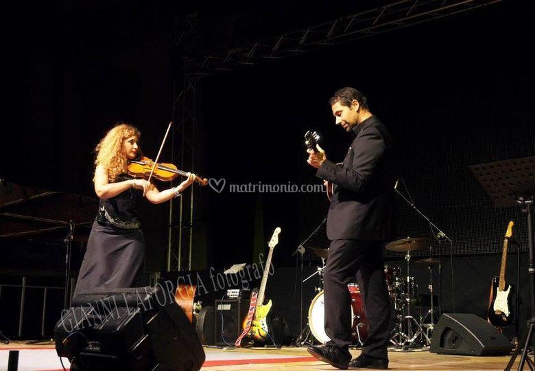 Violino e mandolino