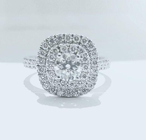 "Solitario ""Lovely diamonds"""