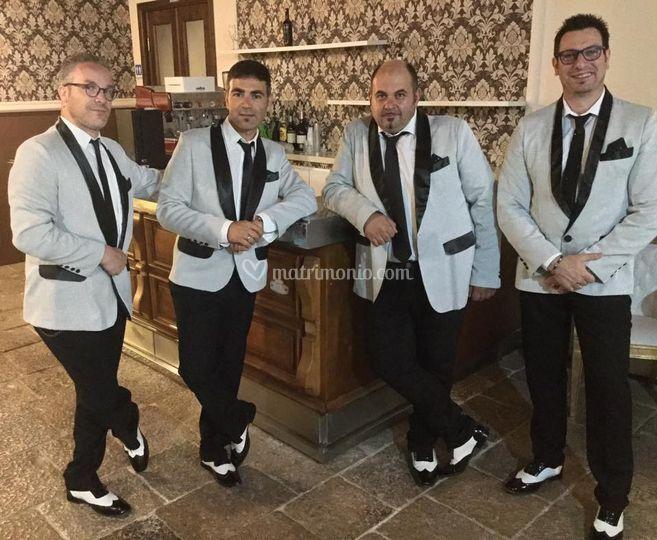 Roll & Swing quartet