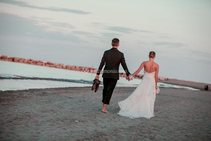 Matrimonio Simbolico In Spiaggia : Sabbia e sale feeling beach
