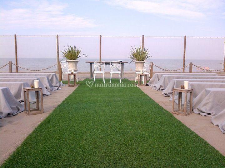 Matrimonio Simbolico In Spiaggia : Rito simbolico in spiaggia di sabbia e sale feeling beach