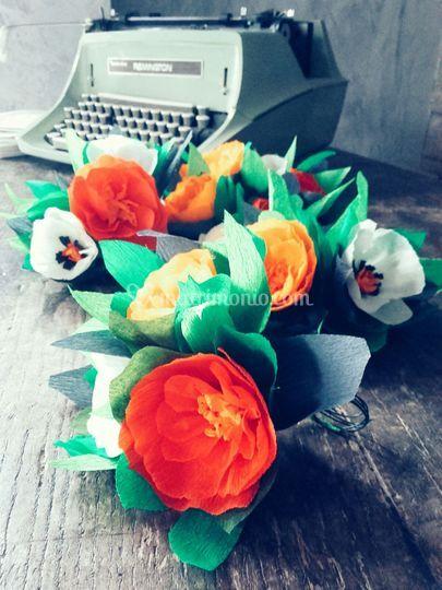 I nostri fiori di carta