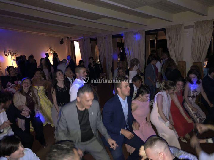 Virginia e Marco: i balli