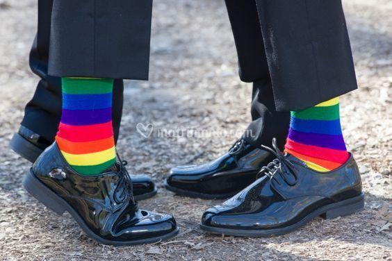 Matrimoni arcobaleno