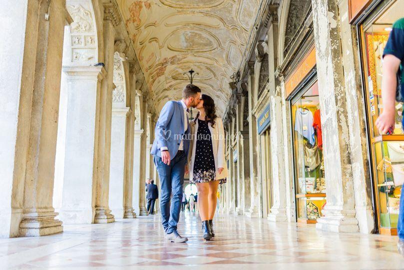 Venice Luca e Letizia